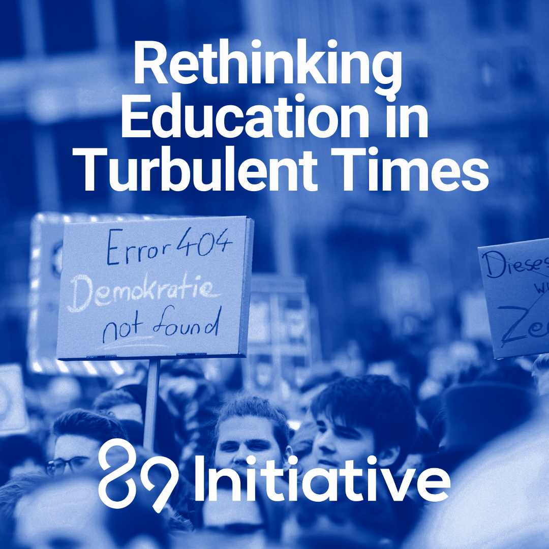 Re-Thinking Education in Turbulent Times: Revolutionizing European Civil Society with a European Agency for Citizenship Education
